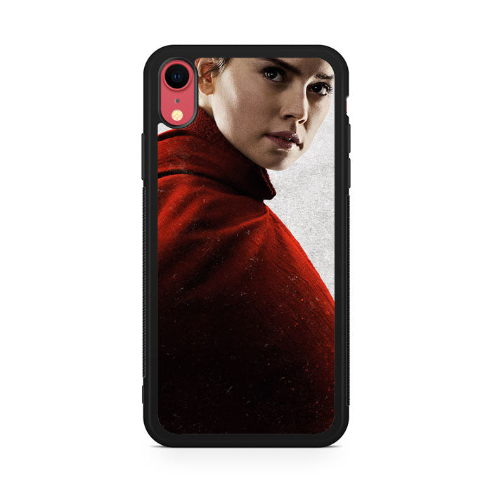 Star Wars The Last Jedi Rey 2 AA iPhone XR Case