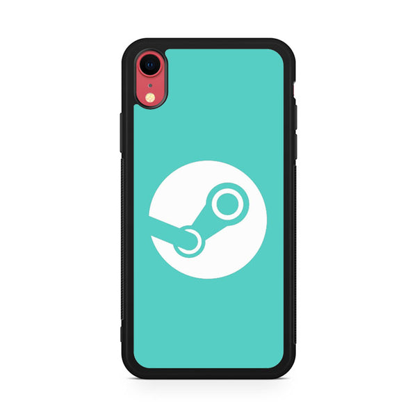 Steam Logo 5 DS iPhone XR Case