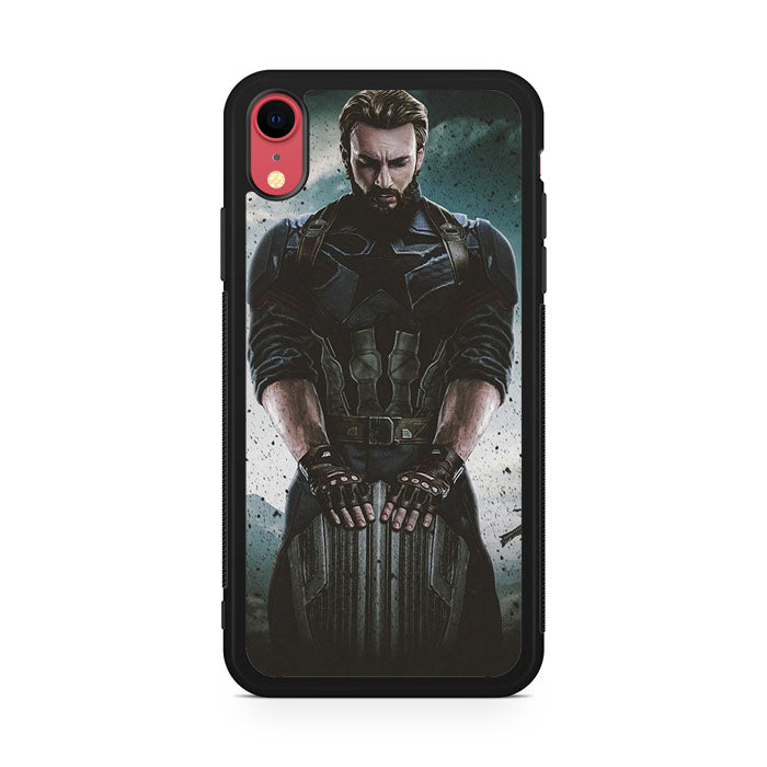 Steve Roger Infinity War AB iPhone XR Case