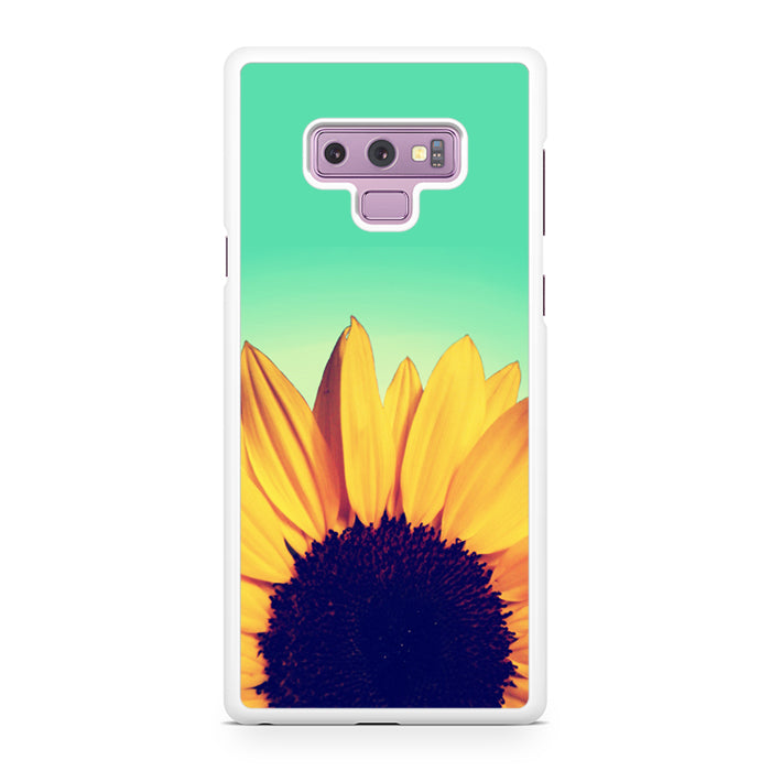Sun Flower Samsung Galaxy Note 9