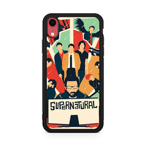 Supernatural (2) iPhone XR Case