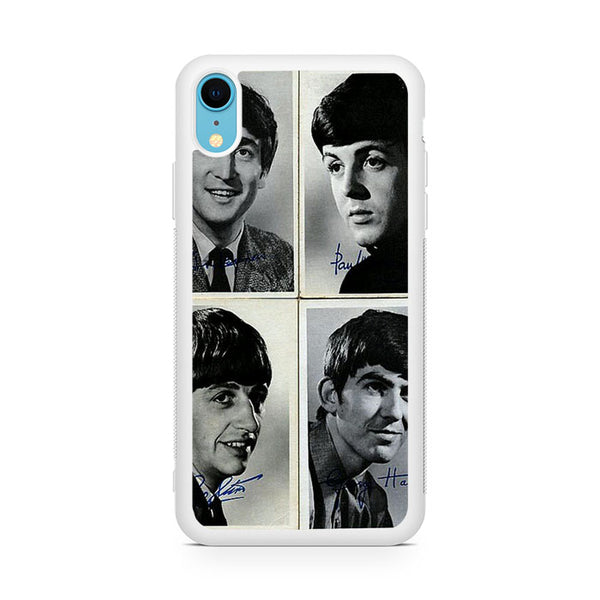 The Beatels Photograph iPhone XR Case