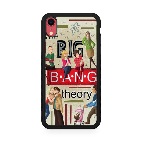 The Big Bang Theory 8 iPhone XR Case