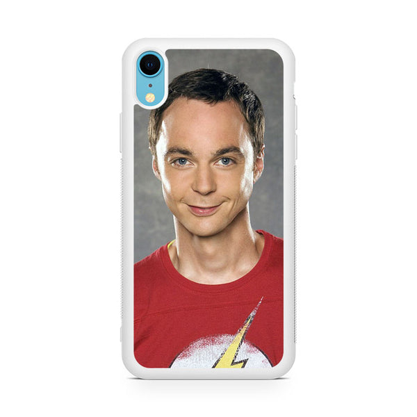The Big Bang Theory Sheldon TY iPhone XR Case