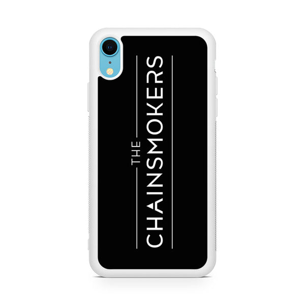 The Chainsmokers Logo YT iPhone XR Case
