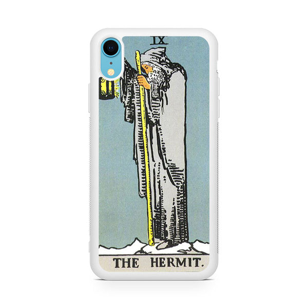 The Hermit Tarot Card iPhone XR Case