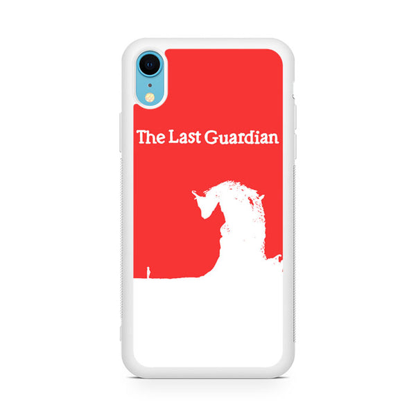 The Last Guardian TN 4 iPhone XR Case