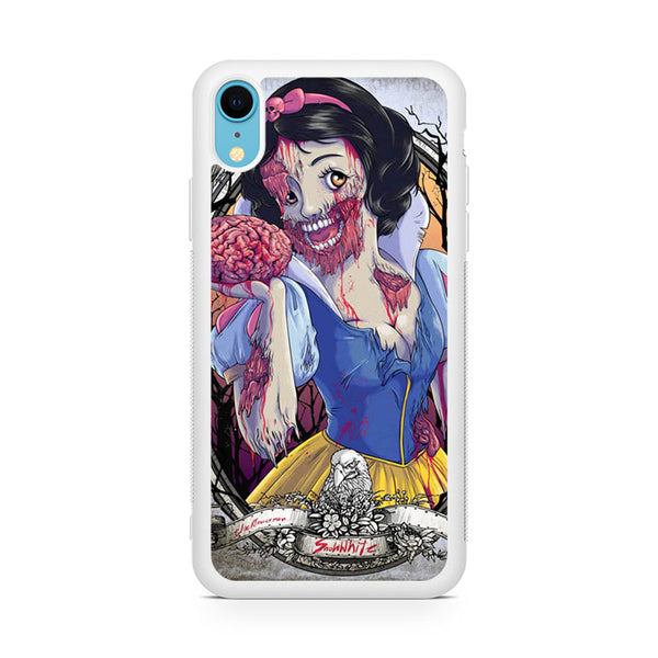 snow white zombie iPhone XR Case