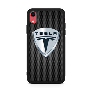tesla motor iPhone XR Case