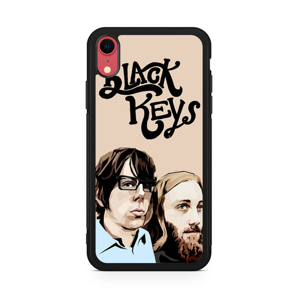 the black keys band iPhone XR Case