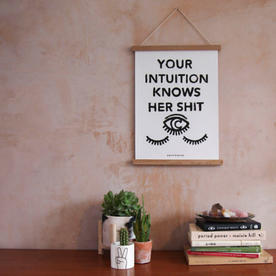 Your Intuition Print