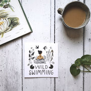 Beginner's Guide to Wild Swimming Booklet