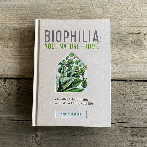 Biophilia You+nature+home Book