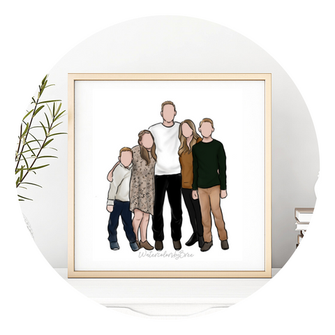 Digital Family Portraits *digital file only