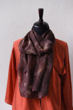 Load image into Gallery viewer, MADDER ROOT DYED SILK TUNIC