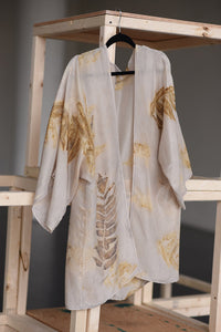 LAVENDER TUNIC WITH SUMAC
