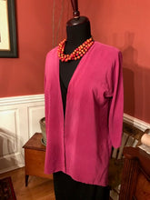 Load image into Gallery viewer, COCHINEAL DYED TUNIC