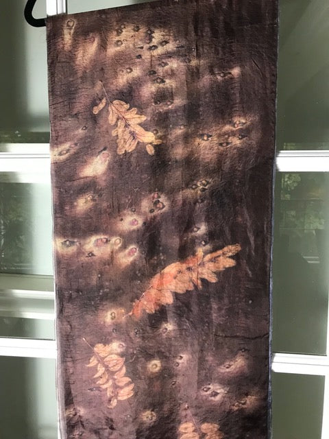 COSMIC WONDER SILK SCARF