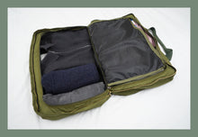 Load image into Gallery viewer, Bali weekend travel bag. Recycled Plastic