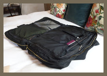 Load image into Gallery viewer, BLACK!  PRE ORDER ONLY - Bali Weekender travel bag