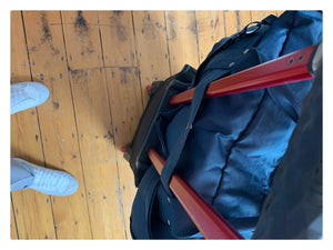 'Navy' - Bali Weekender travel bag *Sold Out*
