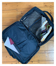 Load image into Gallery viewer, 'Navy' - Bali Weekender travel bag *Sold Out*
