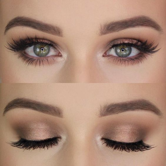 Petals and Promises Prom dresses gives makeup ideas tips and tricks and picture tutorials for eye makeup with eyeliner, eye shadow and eye color so you can feel beautiful!