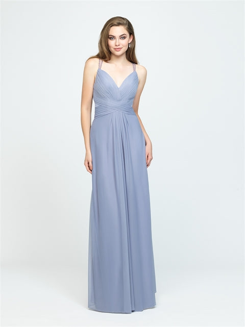 Wisteria Ruched and Flowy Dress - Size 14