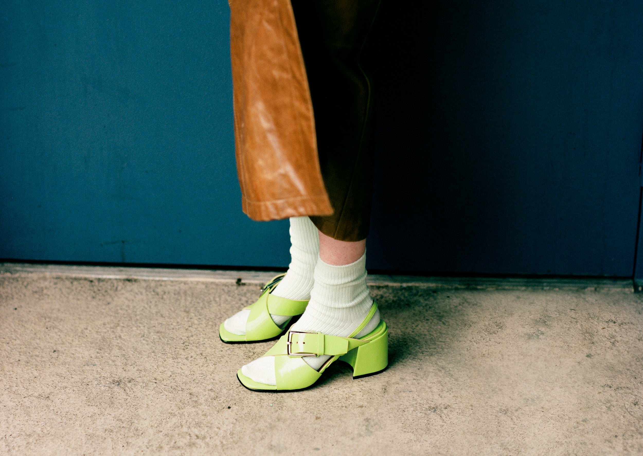 LABUCQ | Chan Lime on Jo Rosenfeld