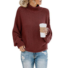 Laden Sie das Bild in den Galerie-Viewer, 2020 NEU Ladies Warm Winter Sweater