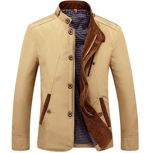 Pomeroy - 2020 Herfts Slim-Fit Herrenjacke