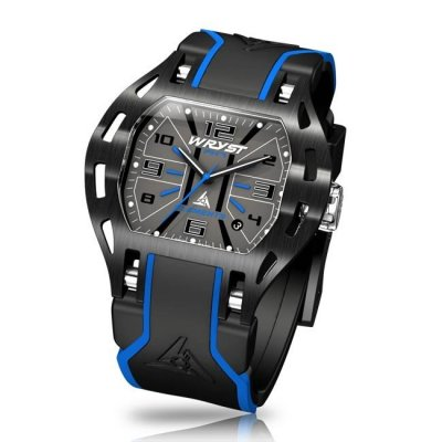 Blue Sports Watch Wryst PH7