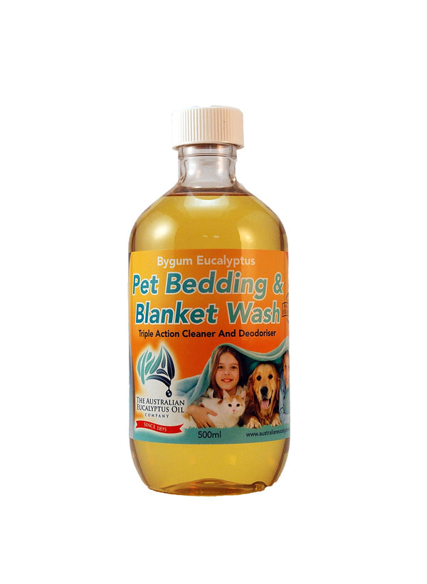 Pet Bedding & Blanket Wash 500ml (16.9 fl oz)
