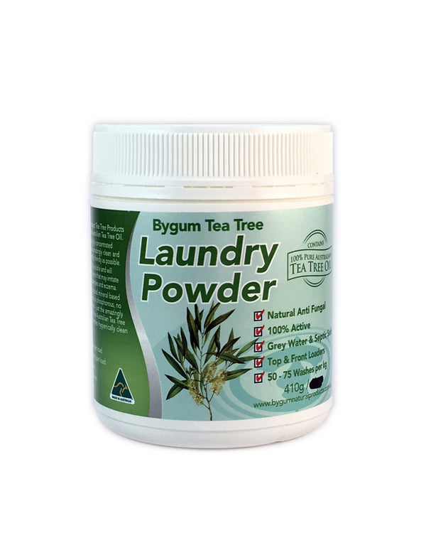Tea Tree Laundry Powder 410g (0.9 lbs)