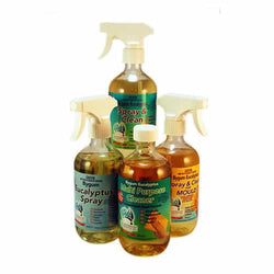 Bundle Save $15 Bygum Spray and Clean, Spray and Clean for Mold, Multi Purpose Cleaner, and Eucalyptus Spray.