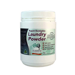 Eucalyptus Laundry Powder 1kg (2.2 lbs)