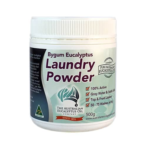 Eucalyptus Laundry Powder 500g (1.1 lbs)