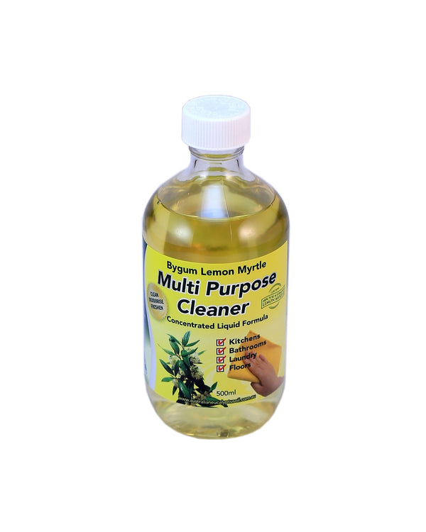 Lemon Myrtle Multi Purpose Cleaner 500ml (16.9 fl oz)
