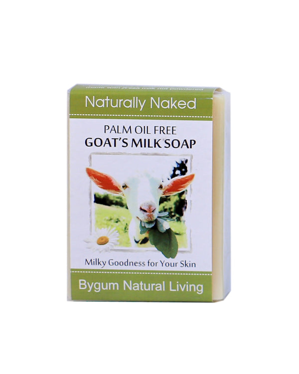 Naturally Naked Goat's Milk Soap 110g (3.9 oz)