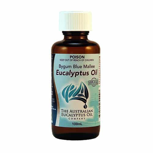 Eucalyptus Oil 100ml (3.38 fl oz) (Blue Mallee)