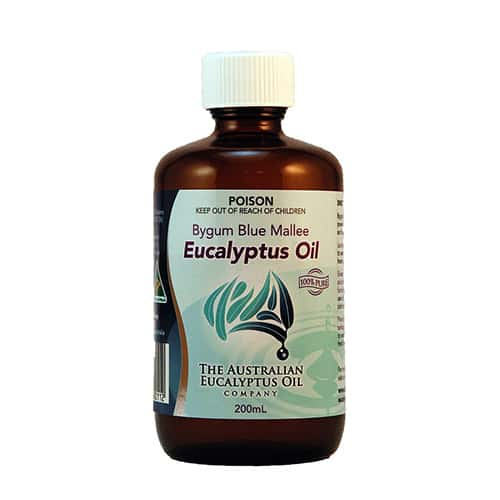 Eucalyptus Oil 200ml (6.76 fl oz) (Blue Mallee)