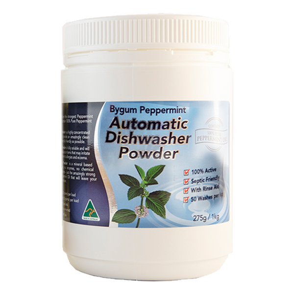 Peppermint Automatic Dishwasher Powder