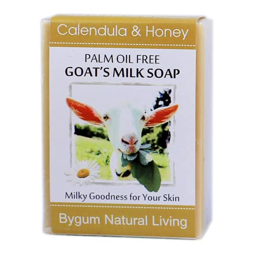 Calendula & Honey Goat's Milk Soap 110g (3.9 oz)