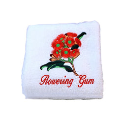 Flowering Gum Luxury Cotton Hand Towel