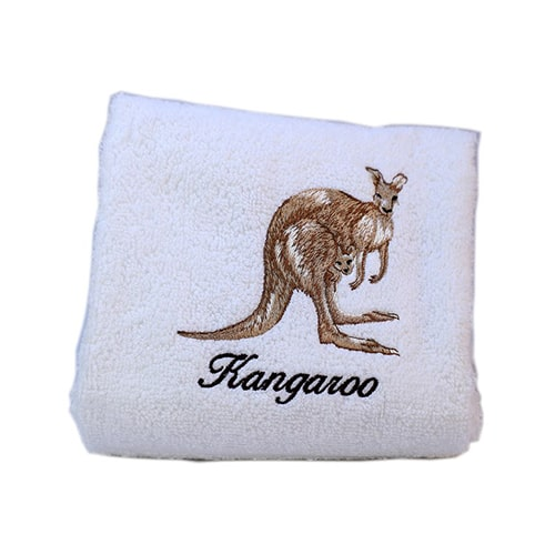 Kangaroo Luxury Cotton Hand Towel