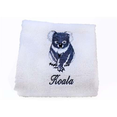 Koala Luxury Cotton Hand Towel
