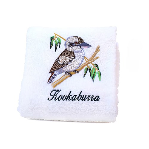 Kookaburra Luxury Cotton Hand Towel
