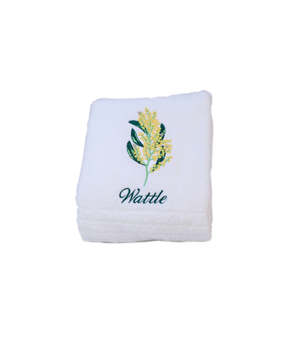 Wattle Luxury Cotton Hand Towel