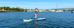 How Paddle Boarding Benefits Your Mental Health