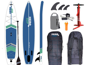 Hero SUP Dynamo Touring Inflatable Stand-Up Paddle Board
